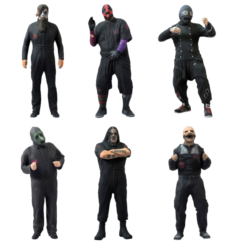 slipknotfigures