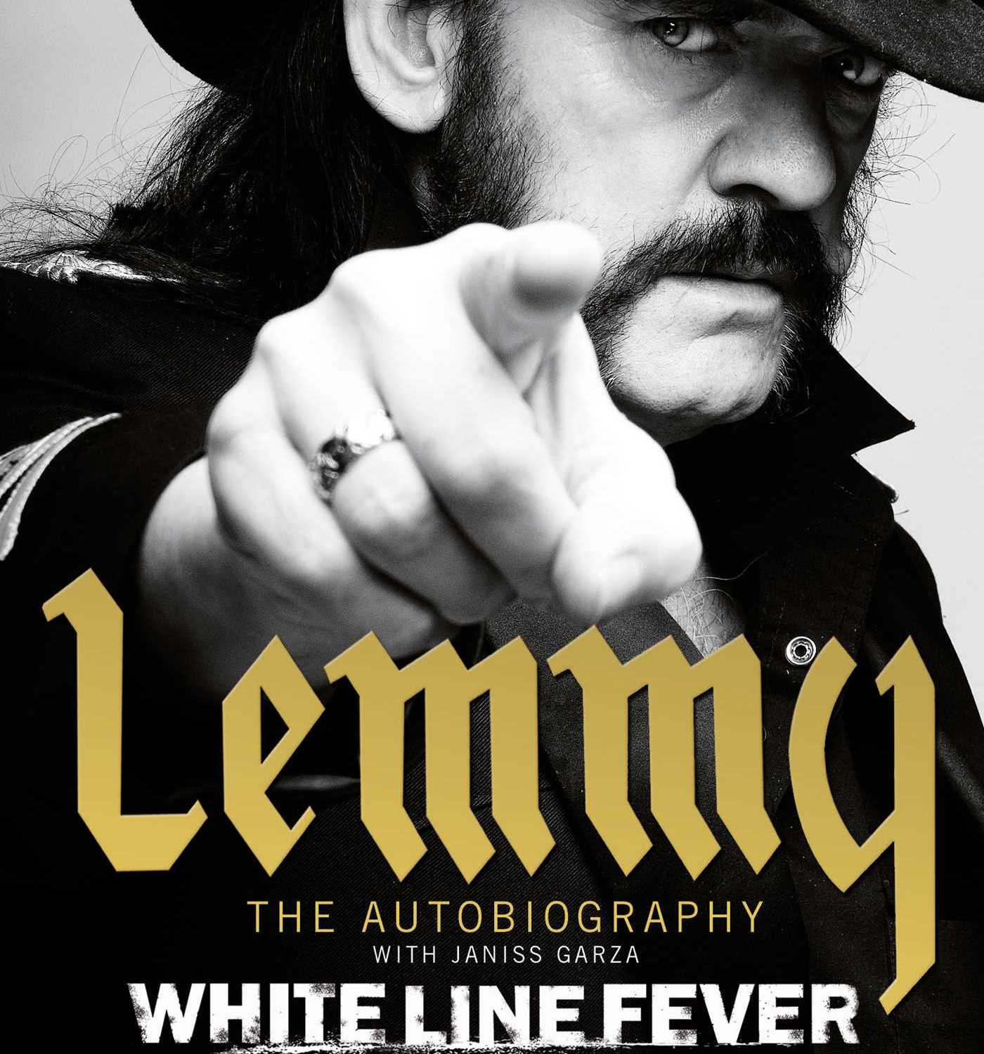 [Books] White Line Fever: The Autobiography by Lemmy Kilmister